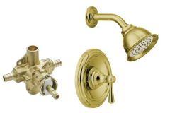 Moen - Kingsley Series PosiTemp - Single handle - Combo 1.75gpm - Shower Only