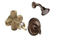 Moen - Brantford Series PosiTemp - Single handle - Combo 1.75gpm - Shower Only
