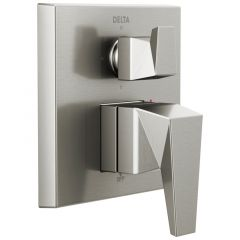 Delta - Trillian Two-Handle Monitor 14 Series Valve Trim Only with 3-Setting Diverter