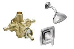 Moen - Voss Series Single handle - Combo Posi-Temp Shower Only