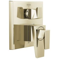 Delta - Trillian Two-Handle Monitor 17 Series Valve Trim Only with 3-Setting Diverter
