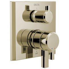 Delta - Pivotal 17 Series Integrated Diverter Trim - 3 Function Diverter