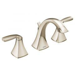 Moen - Voss Series Two Handle - Widespread Bathroom Faucet