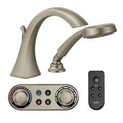 Moen - Voss Series Roman Tub Faucet High Arc