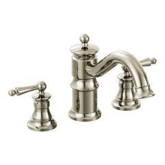 Moen - Premium Waterhill Series Roman Tub Faucet Two Handle