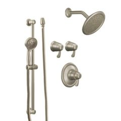 Moen - Premium - Vertical Spa Thermostatic - Vertical Spa ExactTemp 3/4in