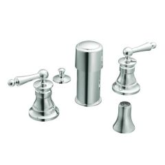 Moen - Premium Waterhill Series Bidet Faucet Two Handle