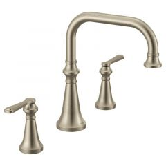 Moen - Colinet Two-Handle High Arc Roman Tub Faucet with Lever Handles