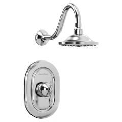 American Standard - Quentin Shower Only Trim Kit with Cartridge - LESS VALVE