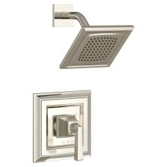 American Standard - Town Square S Shower Only Trim Kit with Cartridge - 1.8 GPM - LESS VALVE