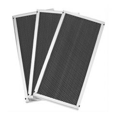 Broan - Accessories 15.375in x 7.150in x 0.740in Charcoal Filter