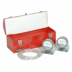 Broan - Accessories 0.5 Inch and 1 Inch H20 Balancing Kit