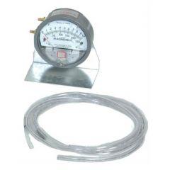 Broan - Accessories 1 Inch of Water Pressure Gauge