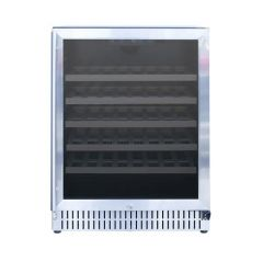 SSRFR-24WD - Summerset - Refrigeration - 24in Outdoor Rated Dual Zone Wine Cooler