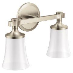 Moen - Flara Two Globe Bath Light