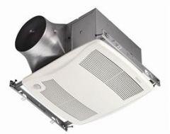 Broan - Ventilation Fans 110 CFM - ULTRA GREEN Exhaust Only - Motion Sensing Energy Star Fan