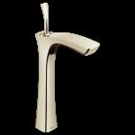Delta - Tesla Series Single Handle Vessel Bathroom Faucet
